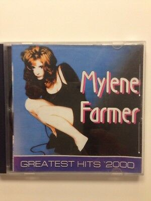 Mylene Farmer CD Greatest Hits 2000