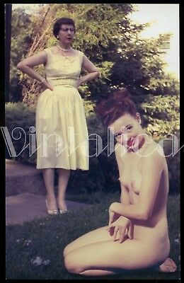 Vintage Postcard Beautiful 1920-1969 Skinny Petite Female Nude Pinup Pc11