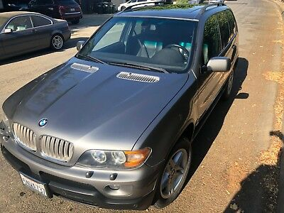 2005 BMW X5 Premium 2005 BMW X5 4.4i Sport/Premium/Cold Weather/Tow Packages