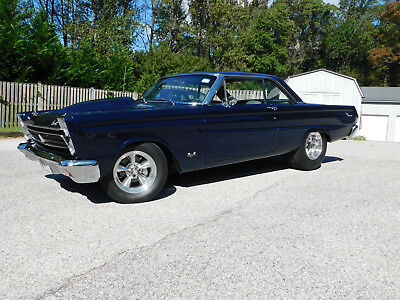 "1965 Mercury Comet 427 SOHC ""Cammer"" Cyclone C-6; Power R&P, 4-Wheel disc; 9"" Ford; Show quality throughout (video)"