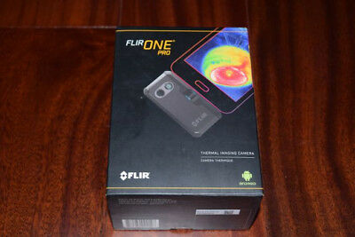 FLIR ONE PRO IOS Professional Grade Thermal Camera For Smartphone NEW