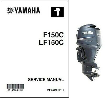 yamaha outboard f115tlrz service repair maintenance factory professional manual