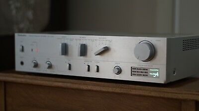 Vintage Technics SU-V303 Class A Stereo Integrated Amplifier HiFi
