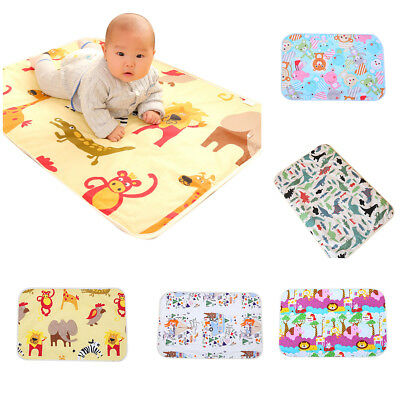 CN_ Baby Infant Diaper Nappy Mat Waterproof Bedding Changing Pad Cover Mattres