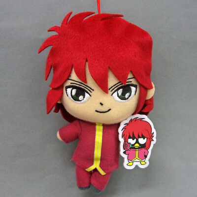 NEW Eikoh Yu Yu Hakusho X Bad Badtz-Maru 16cm Kurama Plush Doll E74588 US Seller