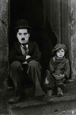 Charlie Chaplin The Kid 91.5 X 61Cm  Maxi Poster   New Official Merchandise