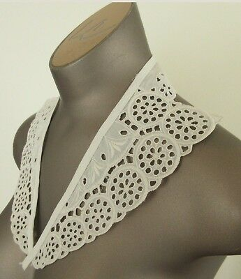 Antique Victorian/Edwardian Lace Collar -17