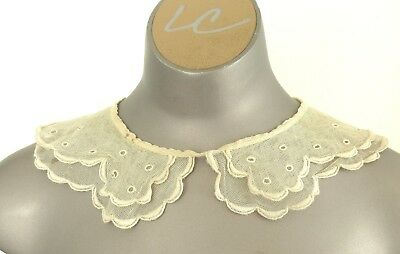 Antique Victorian/Edwardian Lace Collar -4-
