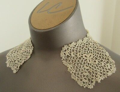 Antique Victorian/Edwardian Lace Collar -18