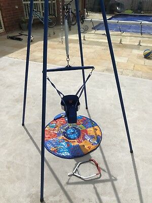 Jolly jumper Mat And Stand