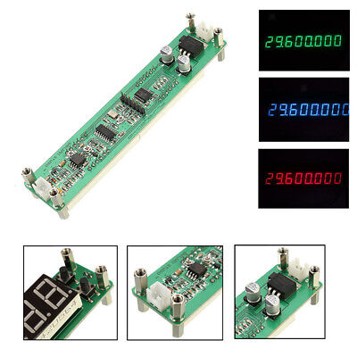 CN_ 0.1MHz~1000MHz Frequency Counter Indicator Cymometer 8LED Display Module W