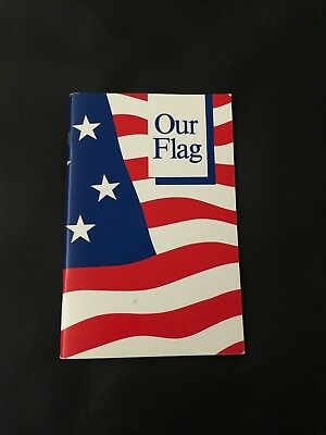 OUR FLAG 100th CONGRESS 2ND SESSION BOOKLET