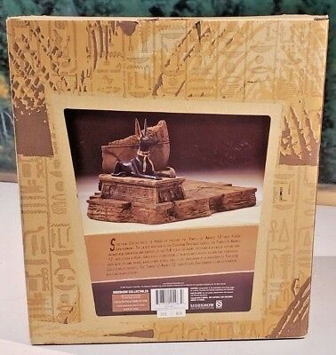 "Sideshow Collectables 1/6 Scale Figure Temple of Anubis 12"" Environment #231/450"