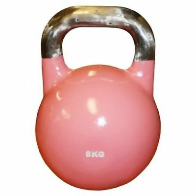 8kg Kettle Bell Weight Kettlebell Fitness Exercise Home Gym