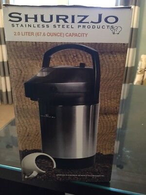 Shurizjo Stainless Steel Airpot Coffee