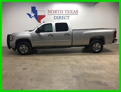 2012 GMC Sierra 3500 2012 SLE 4WD Crew Cab Long Bed 6.6L Duramax Alliso 2012 2012 SLE 4WD Crew Cab Long Bed 6.6L Duramax Alliso Used Turbo 6.6L V8 32V