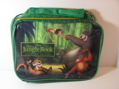 Disney Jungle Book Lunch Bag Diamond Edition New Never Used