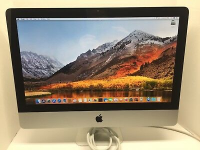 "Apple iMac 2011 12,1 A1311 3.1GHz I3 8GB 250GB HD 21.5"" MC978LL/A 2496"