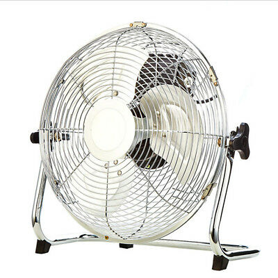 Heavy Duty Industrial Fan Hi Output Floor Desk Air Cooler Fan Cooling Circulator