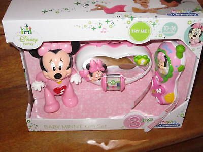 Baby Minnie Gift Set NEUF