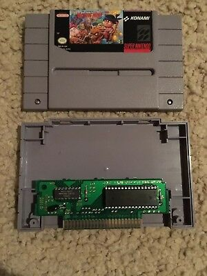 Super Nintendo SNES The Legend of the Mystical Ninja *Authentic* *Tested*
