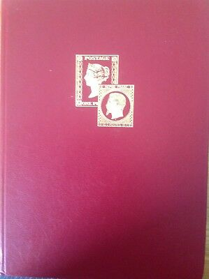 Large world stamp album -1000s of stamps - lots of Italy, Japan, Malaysia et al