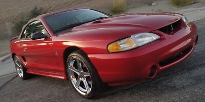 1998 Ford Mustang Gen 2 Coyote Crate Engine Conversion Cobra 1998 SVT Mustang Cobra Conv. Gen 2  Coyote Swap Magnum XL 6 Speed All New Parts!