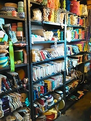 2 - Fabric Craft Bridal store inventories - 2 Locations Huge amount of items