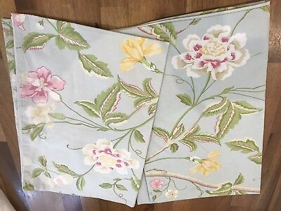 Two Laura Ashley Summer Palace Pillow Cases (1 Of 2)