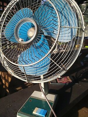 National Panasonicvintage Retro Electric Fan-Delivery Free