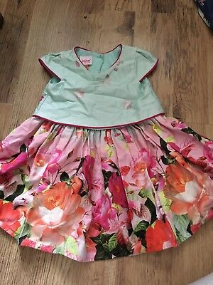 Ted Baker Party Dress. Great Condition. 9-12 months