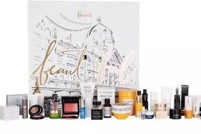 HARRODS Beauty Advent Calendar New 2018 LIMITED EDITION - GLOBAL POSTAGE