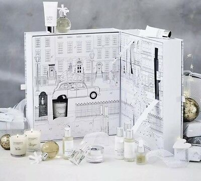 The White Company Advent Calendar 2018 BNIB. Exclusive, GLOBAL SHIPPING