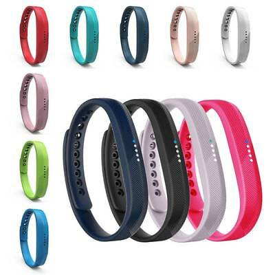 New Replacement Silicone Wristband Watch Strap For Fitbit Flex 2 Smart bracelet