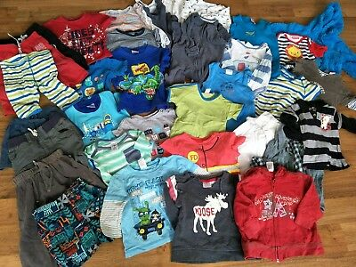 Huge Size 0 Baby Boy Clothing Bundle 6 - 12 months