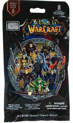 World Of Warcraft Figure Blind Pack Series 1 Eight Different to Collect