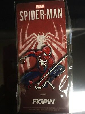 Figpin Marvel GamerVerse Marvel's Spider-Man - PS4 Exclusive FREE SHIPPING!