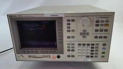 Hp Hewlett Packard 4155A Semiconductor Parameter Analyzer