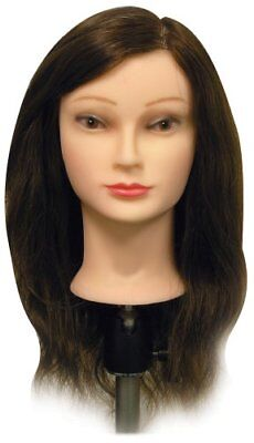 Celebrity Nicki Cosmetology Chemical-Free Human Hair Manikin, 22-Inch TAXFREE