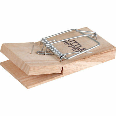 Genuine Procter Little Nipper Wooden Mouse Conventional Trap Rodent Pest Control