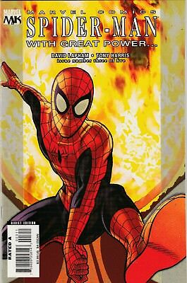 Spider Man With Great Power #3