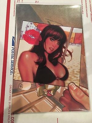 The Amazing Spider-Man #800 Adam Hughes Variant Cover D