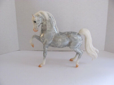 Breyer #711179 BreyerFest Celebration Horse Silver Filigree Deco Sherman New