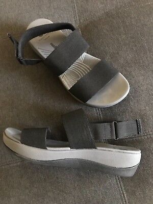 f4a6bf28e558 CLOUDSTEPPERS BY CLARKS Caddell Ivy Sandals - Women s Size 7.5 M ...