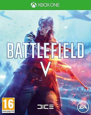 Battlefield V (Xbox One) IN STOCK NOW Brand New & Sealed UK PAL Free UK Postage