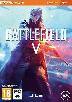 Battlefield V PC Code in a Box No Disc Inside (PC) Brand New Sealed IN STOCK NOW
