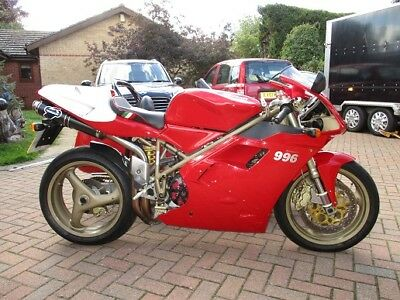 Ducati 996 With Sidecar Will  Split