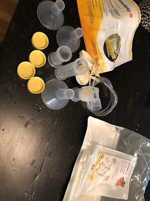 NEW Medela symphony double duet breastmilk initiation kit, A Few Parts Missing