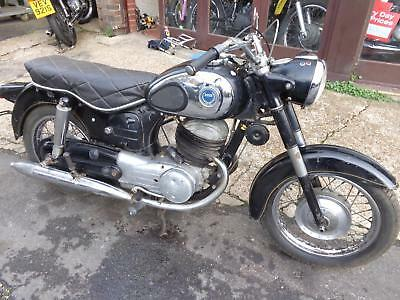1964 Puch sears twingle 250 super rare great project now £1750