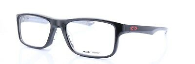 a1cd3f5d30 OAKLEY RX EYEGLASSES OX8081-0253 Plank 2.0 Polished Black Frame  53 ...